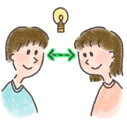 夫婦喧嘩を防ぐ相手との関りのコツを解説