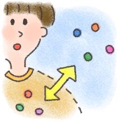 ネガティブ思考に影響する原因帰属