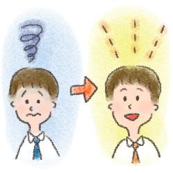3つのリフレーミングでネガティブ思考を緩和しよう