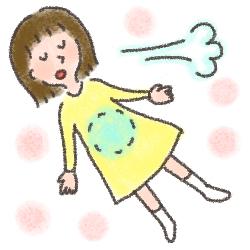呼吸を整えてパニック障害の原因に対応