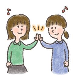 コミュニケーション能力を腕組みの理解から伸ばそう