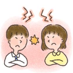 怒りコントロールできない場合の心への影響