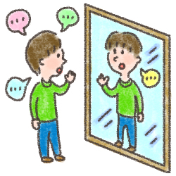 観察で情緒不安定を改善