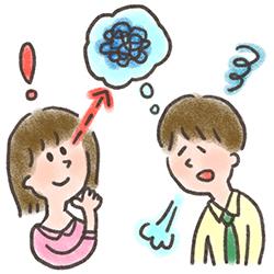 あがり症状と不安の関係