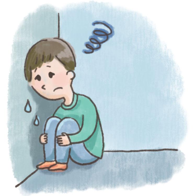 無視された心理は一人で抱え込むと問題が長期化する