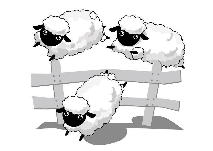 パニック,語源,羊