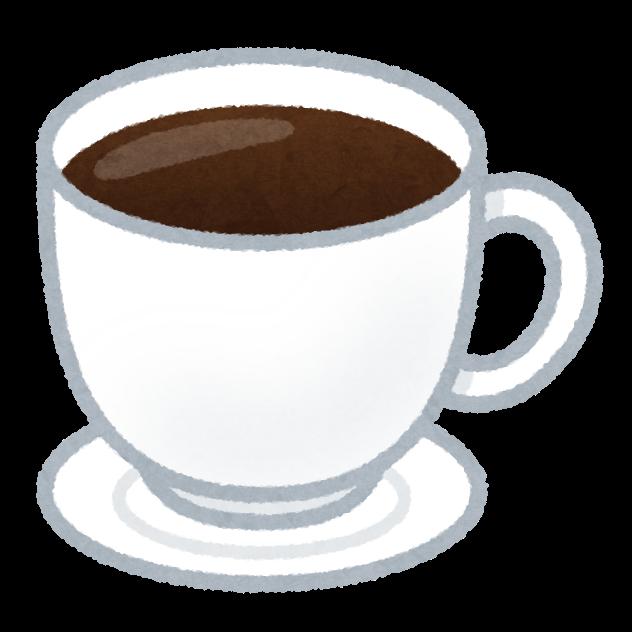コーヒー,ほっとする
