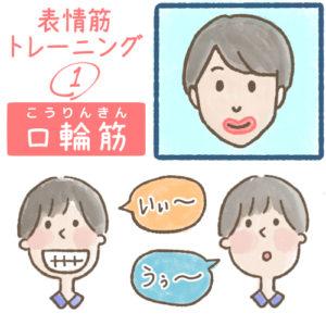 口輪筋トレーニングでコミュニケーション能力を高める
