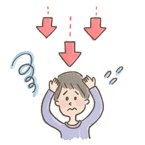 精神交互作用とは?過剰なこだわりで不安や恐怖が強くなる状況