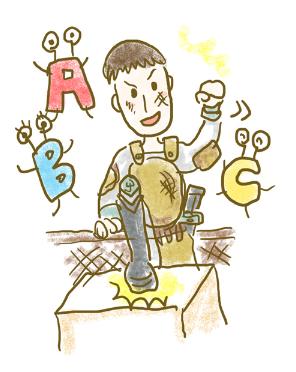 ABC理論で心を強く