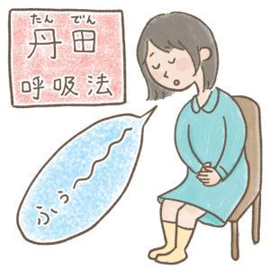 人との不安はリラックス呼吸で解消