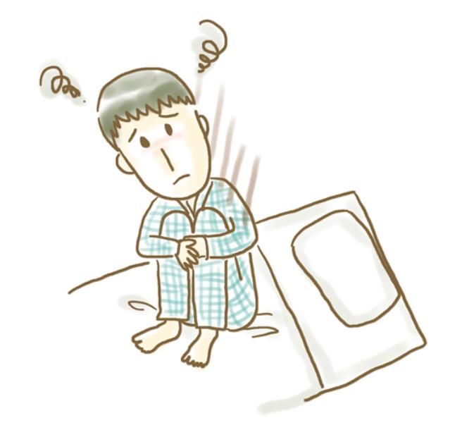 ストレス原因はホメオスタシスの崩れでは?