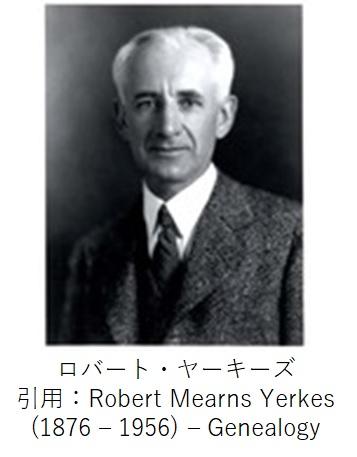 ロバート・ヤーキーズ
