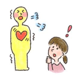 あがり症の対処には身体にも目を向ける